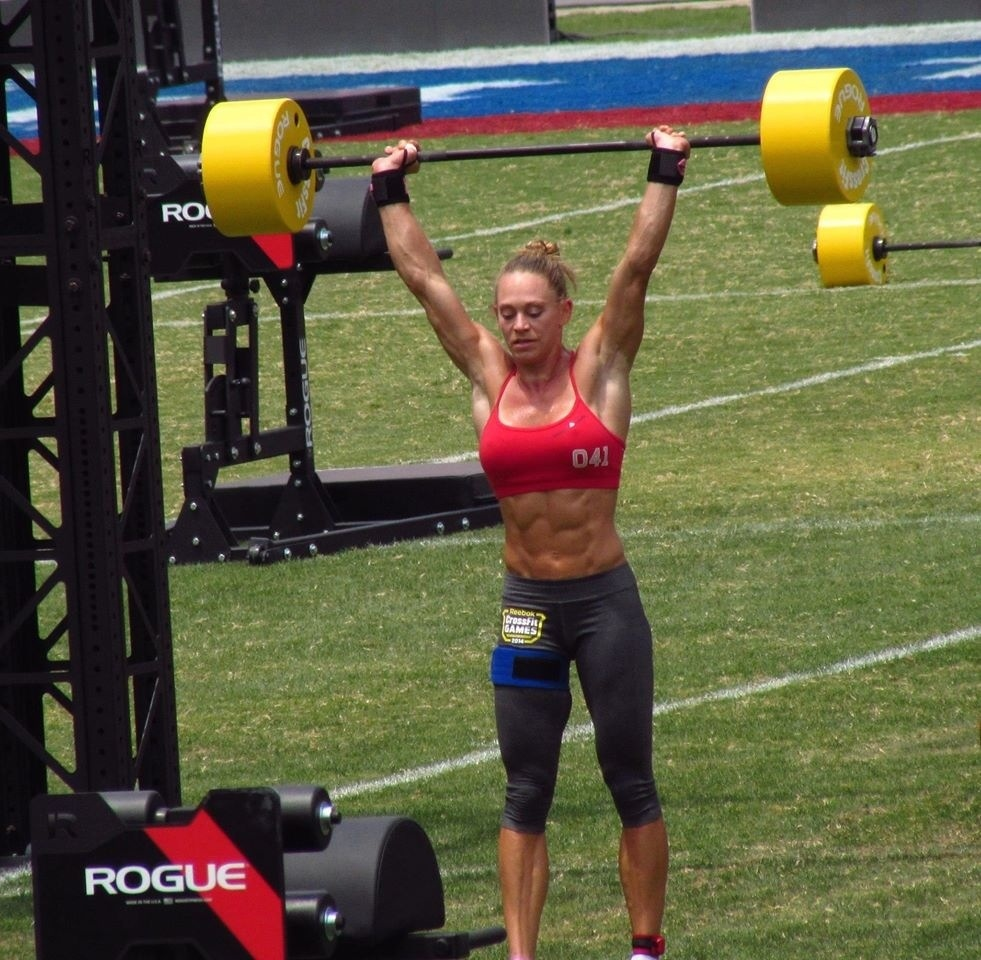 Crossfit Competition Gloves: Talayna Fortunato